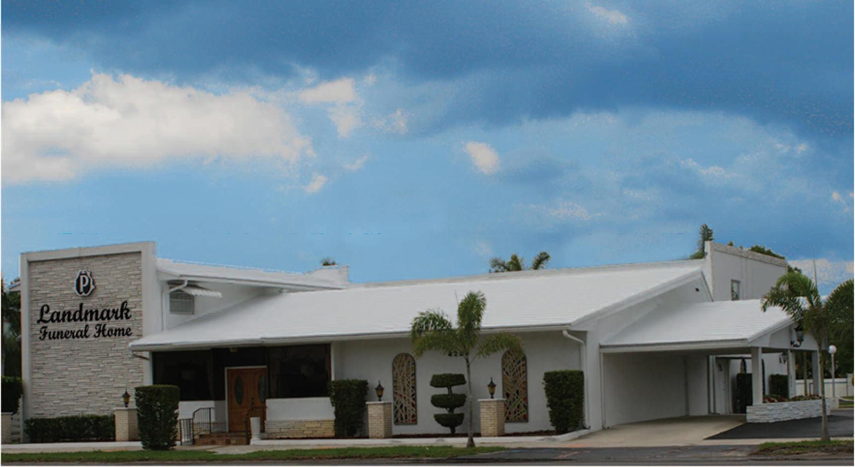 landmark funeral home